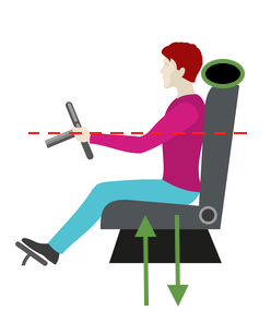 Driving-Seat-Height
